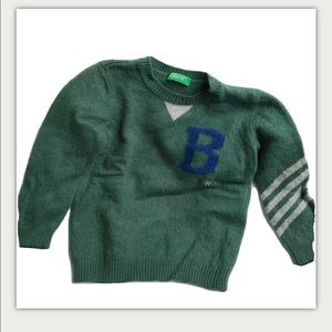 United Colors of Benetton Toddler Boys Sweater 2T